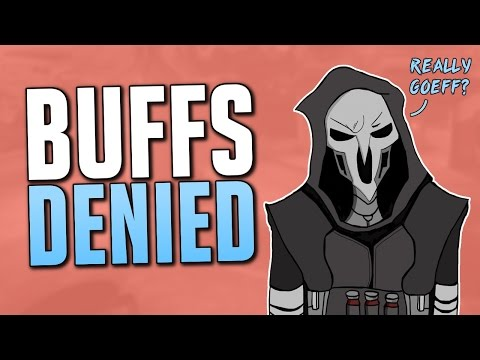 No Wraith Form Buff? A Bad Decision?  (Overwatch Discussion)
