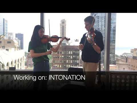 5 Minute Masterclass -- Beginner Violin Lesson - YouTube