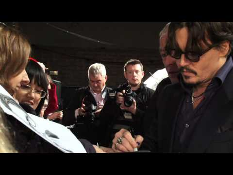 European Premiere: The Rum Diary | Amber Heard (The Fan Carpet)