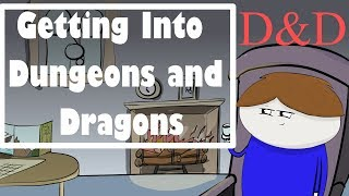 My Top 3 Tips For Getting Into Dungeons and Dragons