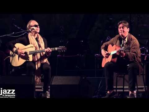 Boulou et Elios Ferré au  20e Festival Jazz In Langourla