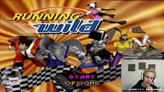 Running Wild (PS1) [Let