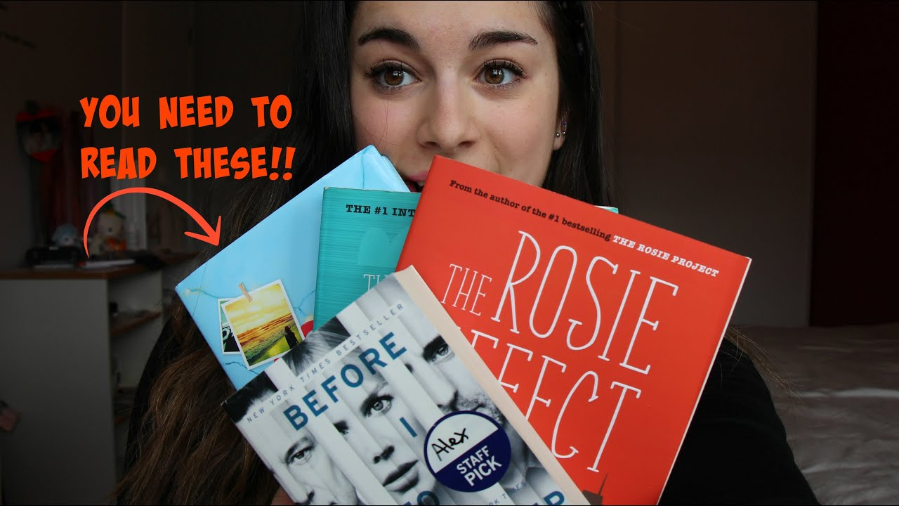 Book Summary & Review : Girl Online,The Rosie Project & More ...