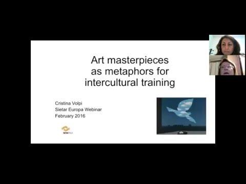 SIETAR Europa Webinar: Art masterpieces as metaphors for intercultural training