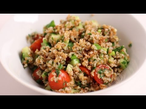Tabouleh Salad Recipe Laura Vitale Laura in the Kitchen Episode 374