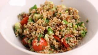 Tabouleh Salad Recipe - Laura Vitale - Laura In The Kitchen Episode 374