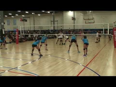 Offshore Volleyball 12-2 vs Forza1 North (Match 2) 3/7/15 (L)