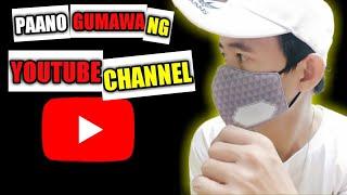 Paano Gumawa ng YouTube Channel l MasterCarbon TV #PaanoDumamiAngSubscribersSaYoutube #watchhours