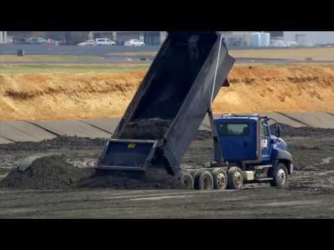 Asheville Airport Coal Ash Structural Fill Project