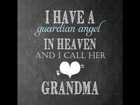 In Loving Memory Of My Grandmother Love You Grammy Youtube
