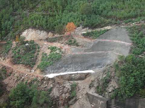 Barragem de Salamonde 2011