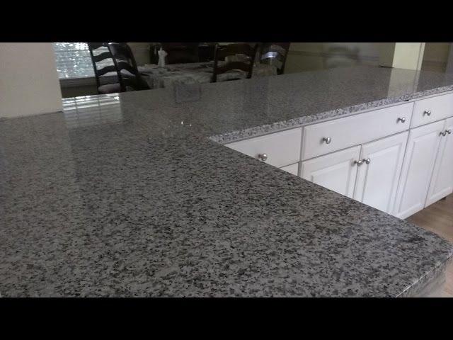 5 formas de instalar un mesón de granito - wikiHow