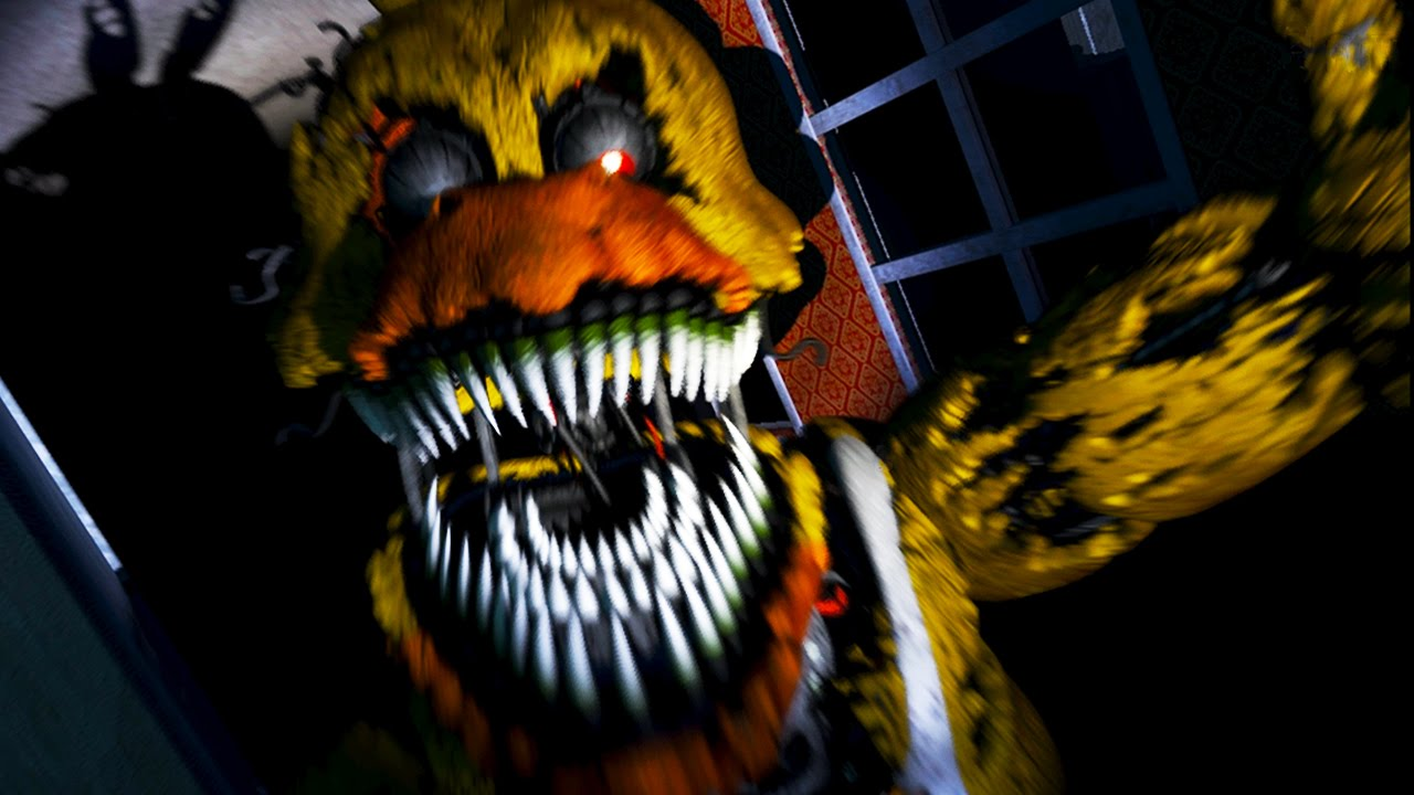 Five Nights At Freddy's 4 #1 (Night 1) - YouTube