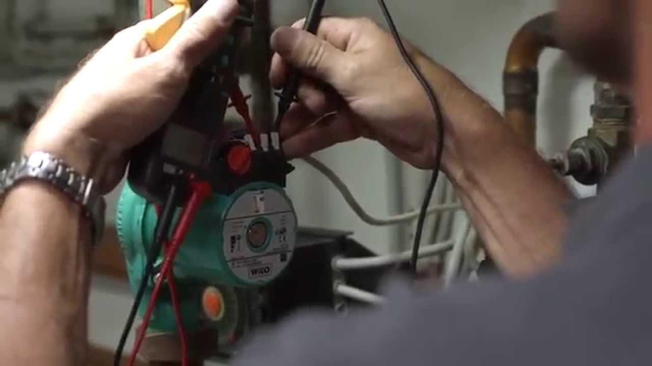 схема электро насоса wilo ph-251e