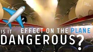 Is it dangerous on the plane? | опасен ли этот эффект в самолете?