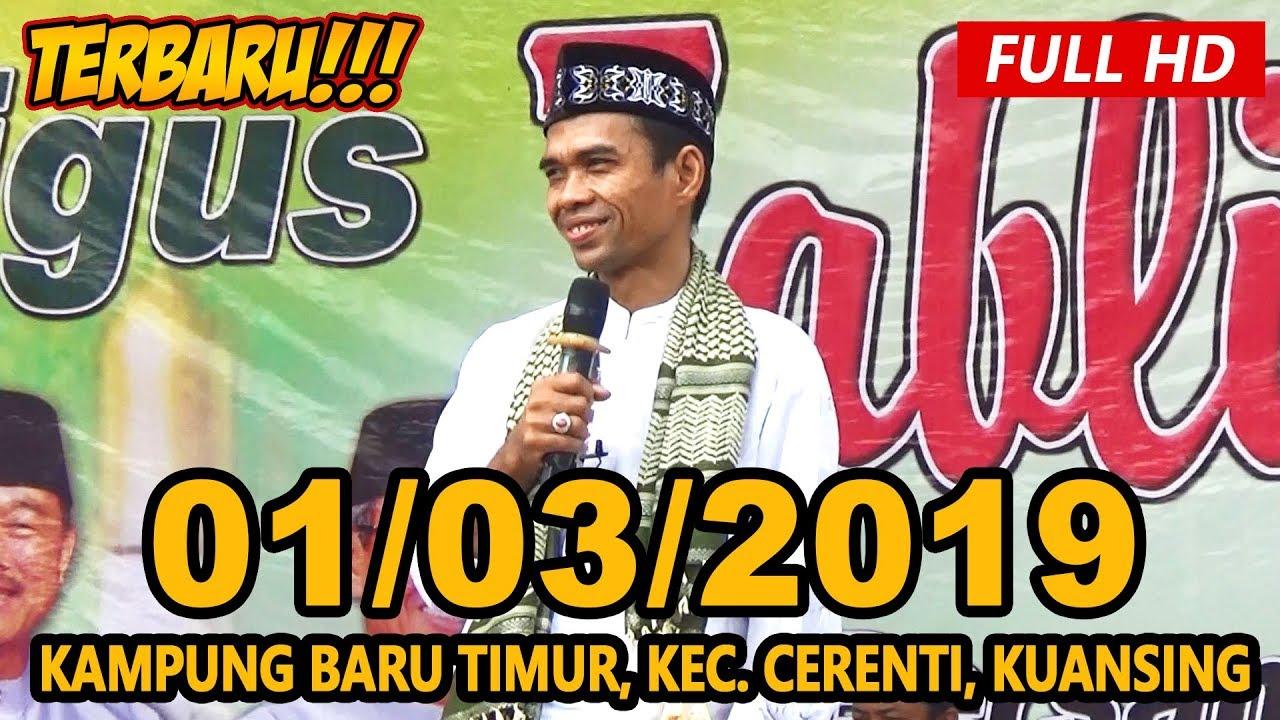 Ceramah Terbaru Ustadz Abdul Somad Lc, MA - Cerenti, Kab ...
