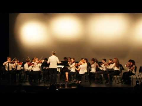 Simple Gifts Blair School of Music Youth String Orchestra