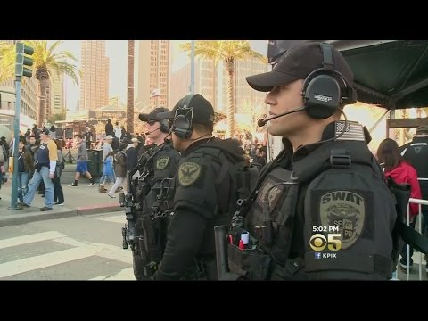 Over 25 Agencies Coordinating To Cover Super Bowl 50 Security