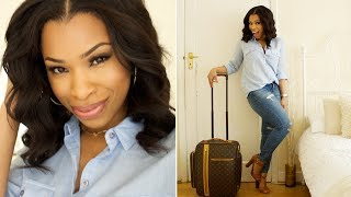 GET READY WITH ME!!! | Airport Edition! | GRWM