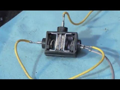 The PTC start assist cutaway. Part 1 - YouTube