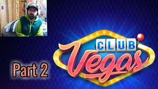 CLUB VEGAS Free Slots & Casino Games P2 Free Mobile Game Android / Ios Gameplay Youtube YT Video LH