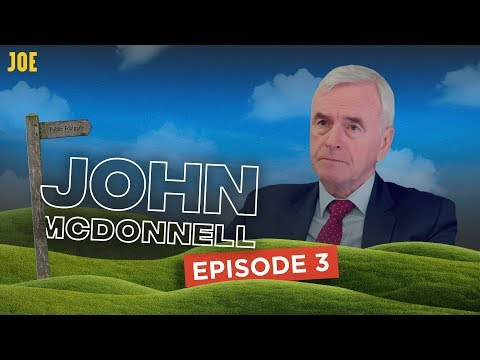 John McDonnell interview: Who will be Labour leader after Jeremy Corbyn? | Outside Westminster Ep 3