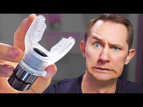 Lung Expander?! | 10 Ridiculous Tech Items!