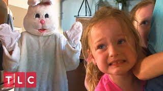 The Easter Bunny Returns! | OutDaughtered