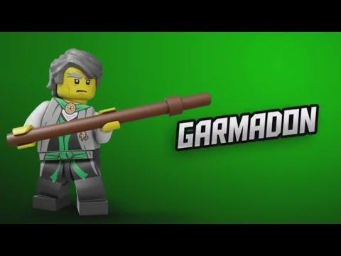 Ninjago rebooted sensei garmadon youtube - Sensei ninjago ...