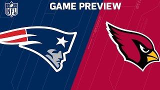 Patriots vs. Cardinals (Week 1 Preview) | NFL