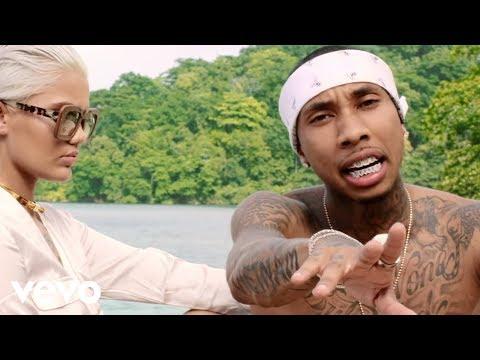 Screen shot of Tyga 1 of 1 music video