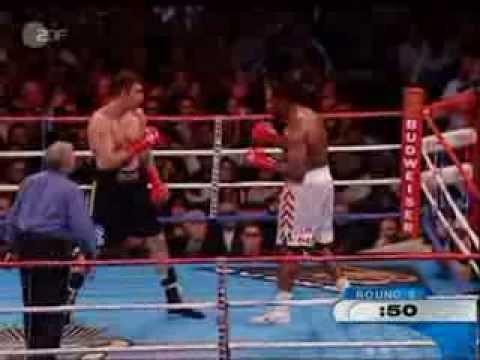 2003 Lennox Lewis vs Vitali Klitschko
