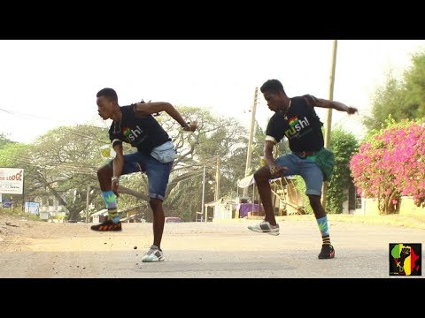 100% Afro beat dance by YKD west Africa Ghana