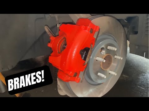 How To – Replace Your Brakes On A Jaguar XE