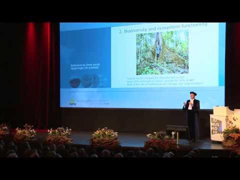 Speech Laurens Poorter, DIES 2015 Wageningen University