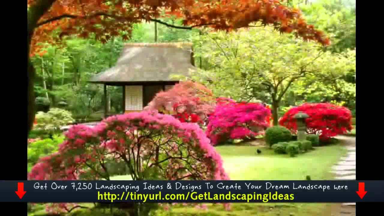 Garden Ideas Houston houston landscaping ideas - youtube