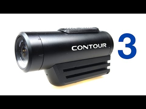 Contour Roam 3 Helmet Camera - Full Review with Sample Clips