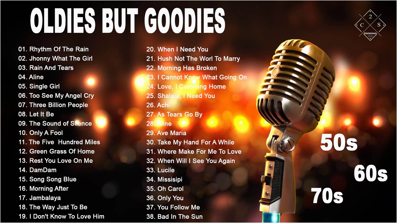 Oldies But Goodies Legendary Hits Greatest Hits Golden Oldies Songs 50s 60s 70s Youtube