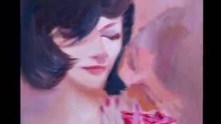 Уроки живописи Макс Скоблинский .курсы.мастерклассы.бесплатно видеоуроки