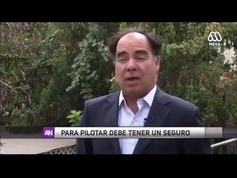PRODRONE EN AHORA NOTICIAS - CHILE
