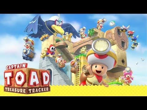 Captain Toad: Treasure Tracker! #1 [Switch]