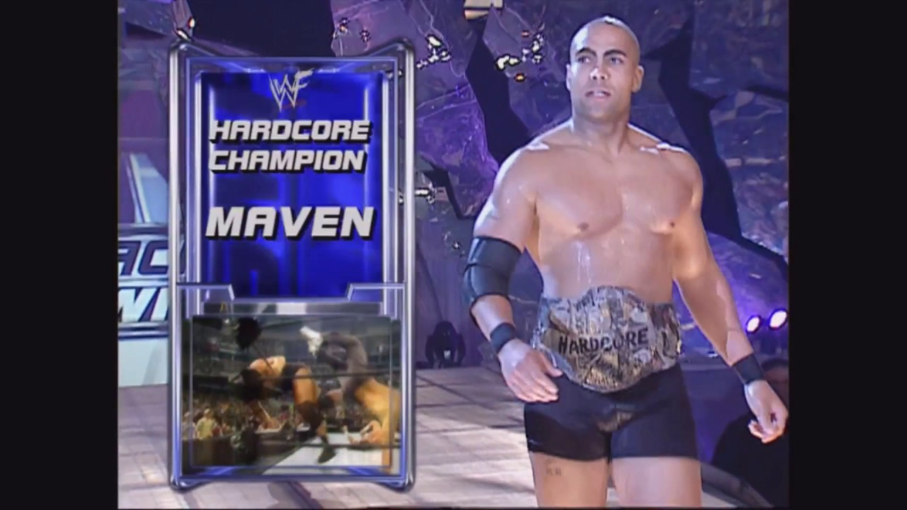 Maven 2002 (Hardcore Champion) Entrance - YouTube