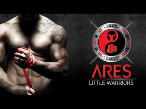 LittleWarriors at Ares Combat Milton Keynes