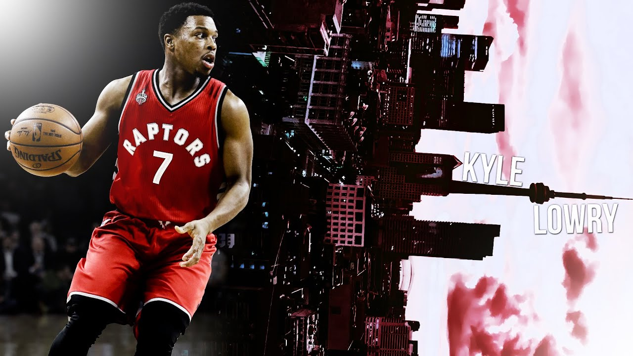 Kyle lowry wallpaper speed art for the city youtube - Kyle wallpaper ...