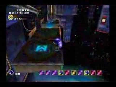 Sonic adventure2 Final Rush 1st 27510