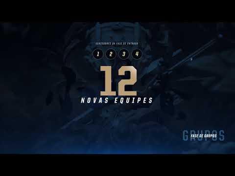 Mundial 2017 - Resumo do Formato da Competição