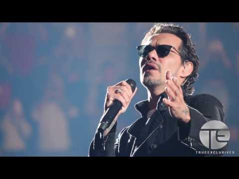 Marc Anthony Rocks NYCB LIVE Grand Opening Celebration