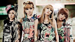 2NE1 DISBAND TRIBUTE(IT ISN'T THE END)