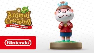Animal Crossing: New Leaf - Welcome amiibo – Lou (Nintendo 3DS)