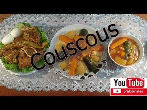 recette-couscous-algérien-aux-légumes-et-viande-de-veau-très-bon-et-simple-à-faire